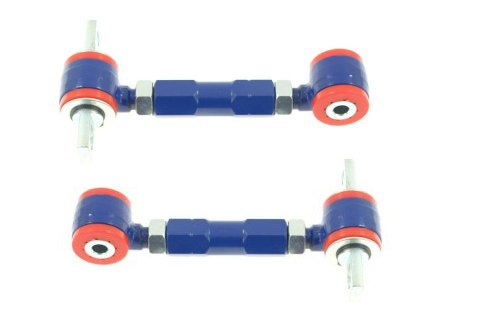 Wahacze tylne regulowane Honda Civic 92-00 Blue Poliuretan - GRUBYGARAGE - Sklep Tuningowy